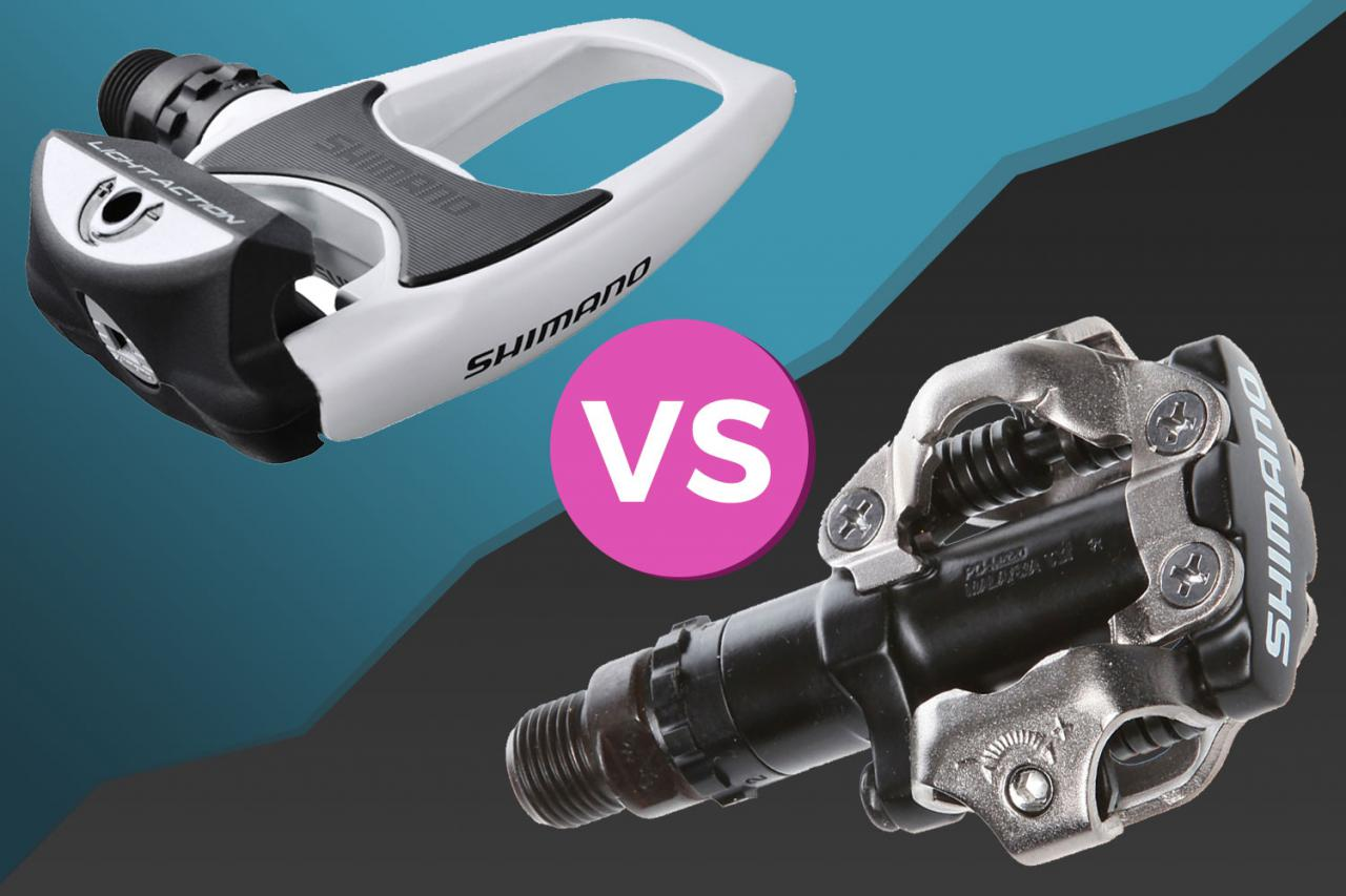 Spd Sl Pedals >> Spd Sl Vs Spd Which Clipless Pedal System Is Better For The
