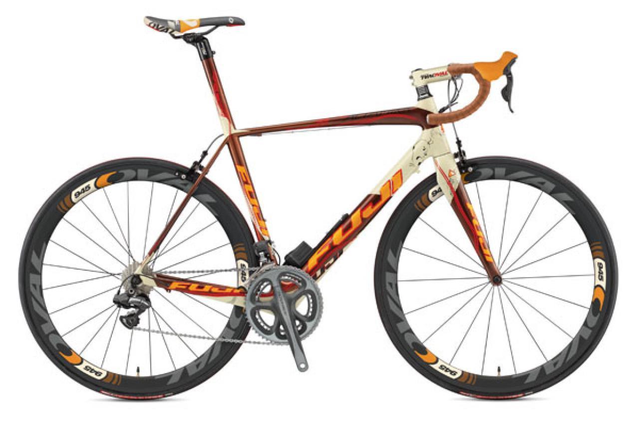 Norma cine Recuperar  ProTour team Geox-TMC to ride Fuji bikes in 2011 | road.cc