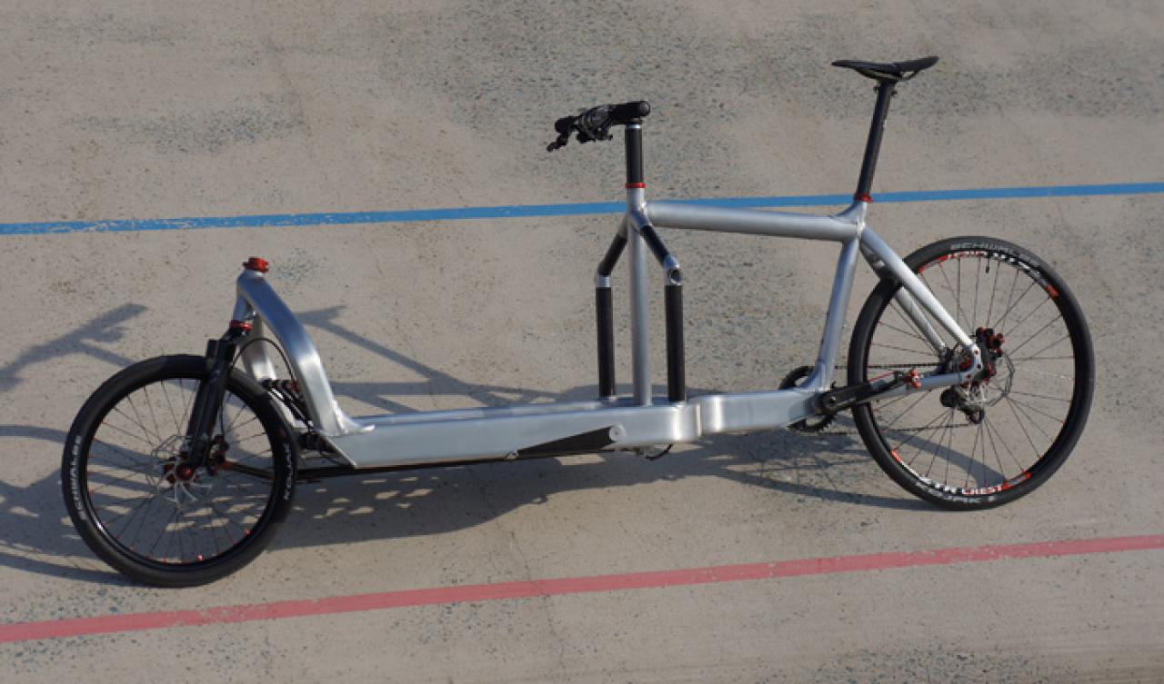 0dee997f9ef Is this the world's lightest cargo bike?   road.cc