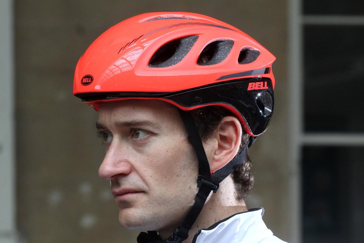 New Bell Star Pro Shield Bike Bicycle Light Weight Cycling Helmet Matt Black