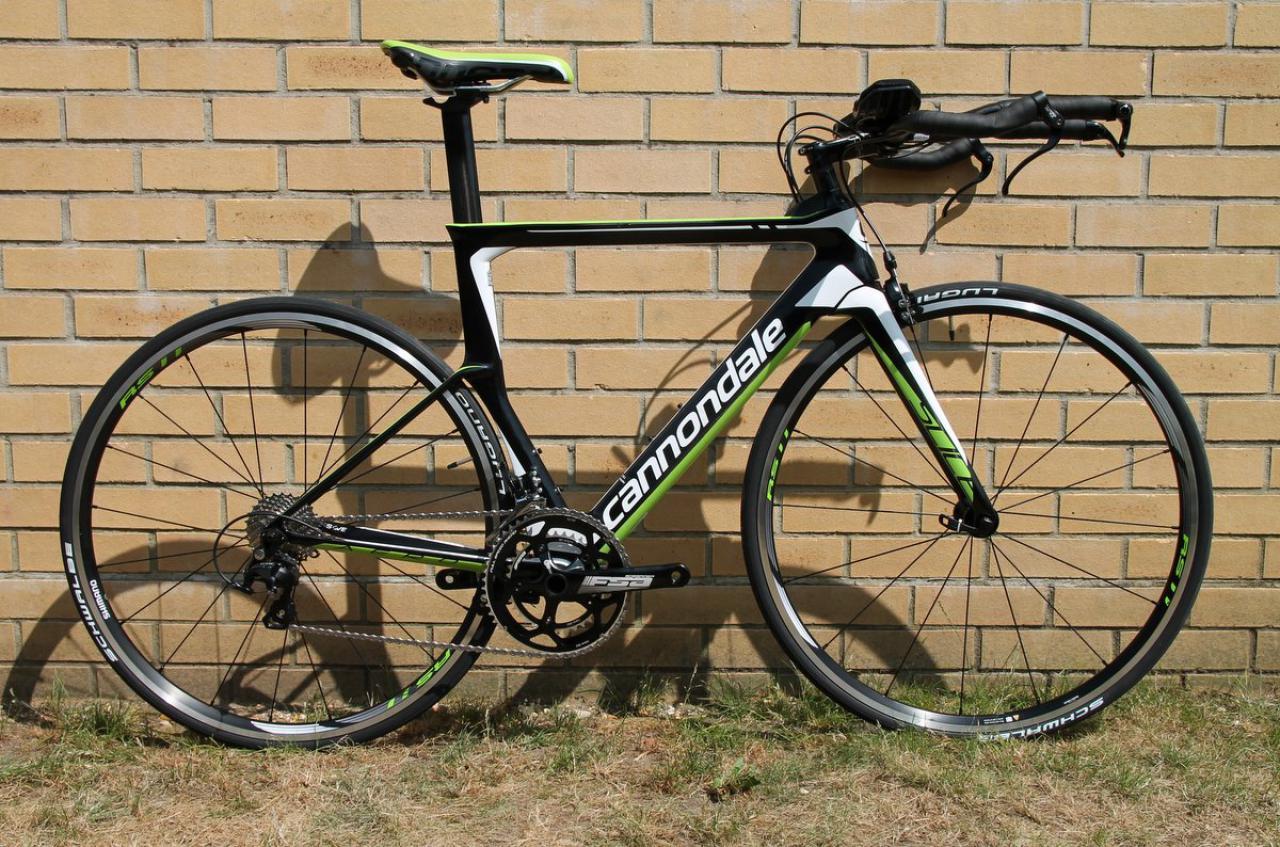 56ecfda1b05 Cannondale launch new Slice time trial/triathlon bike | road.cc
