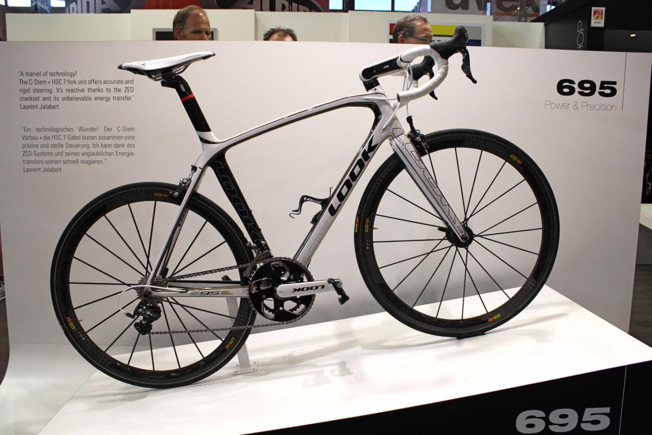 2010 Tech review: Shimano Alfine 11, Look 695, SRAM Apex +
