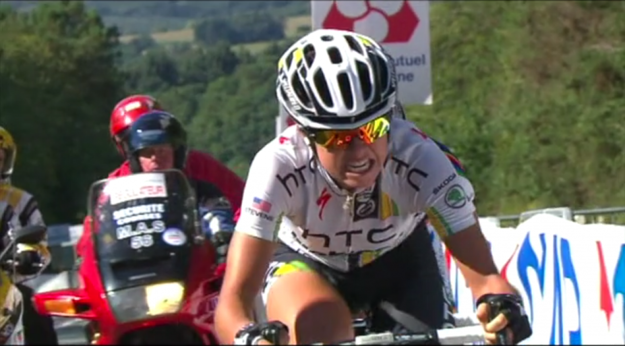 The Sufferfest to sponsor women's World Cup road race series