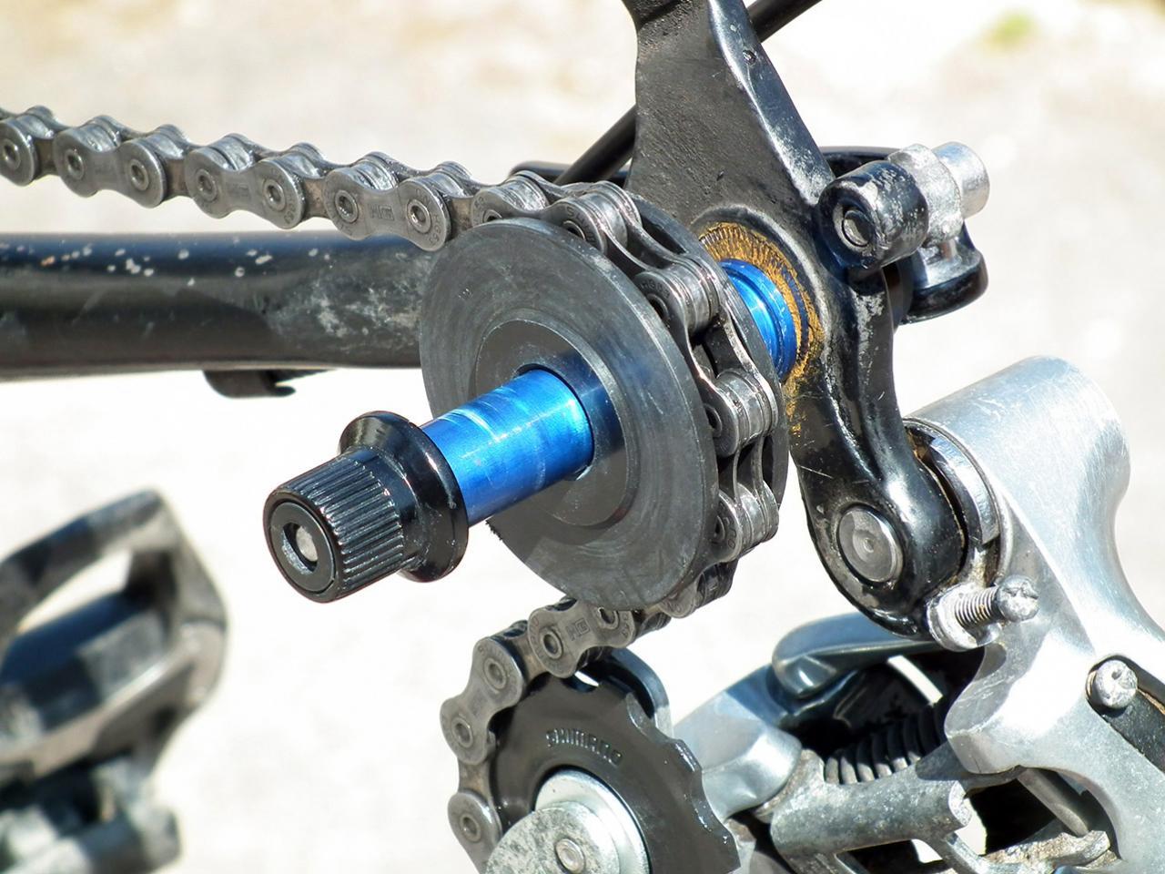 Park Tool-DH-1 Dummy Hub-Vélo//Cyclisme Réparations