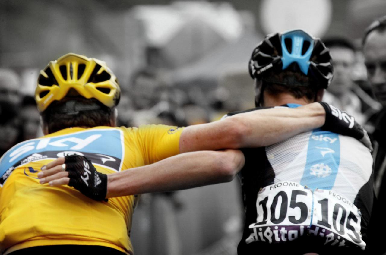 """Sean Yates says Chris Froome went """"back on his word"""" when he attacked Bradley Wiggins on 2012 Tour de France"""