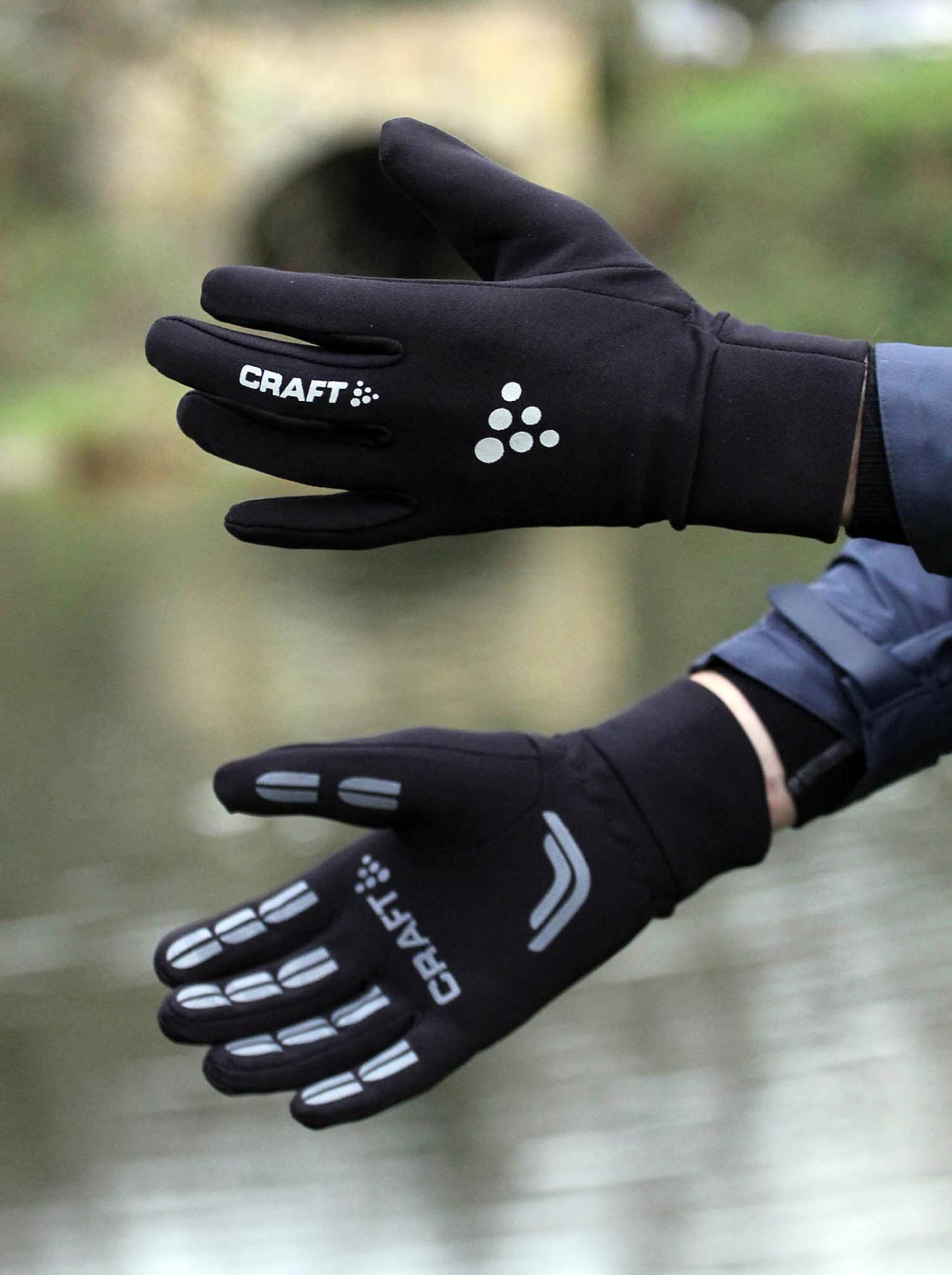 Craft Sportswear Unisex Thermal Lightweight Multi Grip Gloves