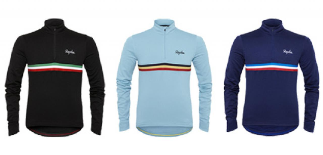 Rapha release long sleeve Country Jerseys  555ccb069