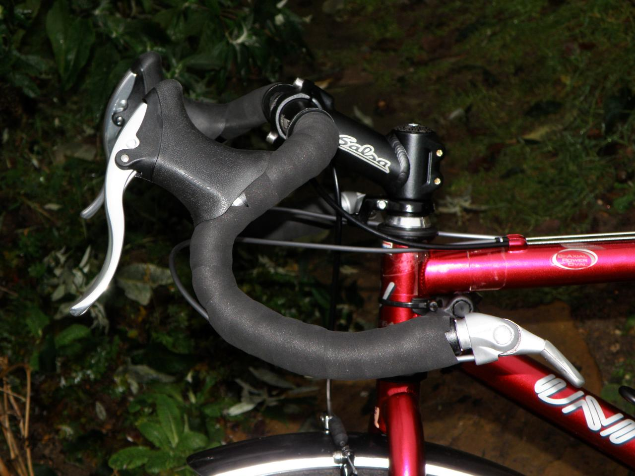 Tektro RL-520 Rennbremshebel Bremshebel Set für V-Brakes Rennlenker Cyclocross