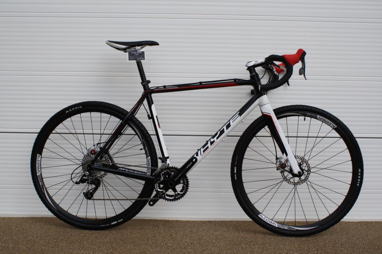 Whyte add three cyclocross bikes to 2012 range   road cc