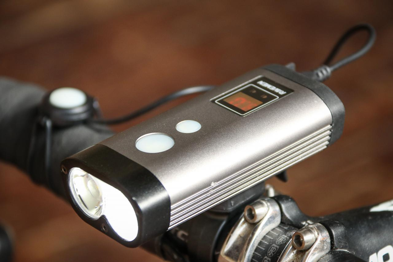 NEW Ravemen CR300 USB Rechargeable DuaLens Bicycle Head Light 300 Lumens