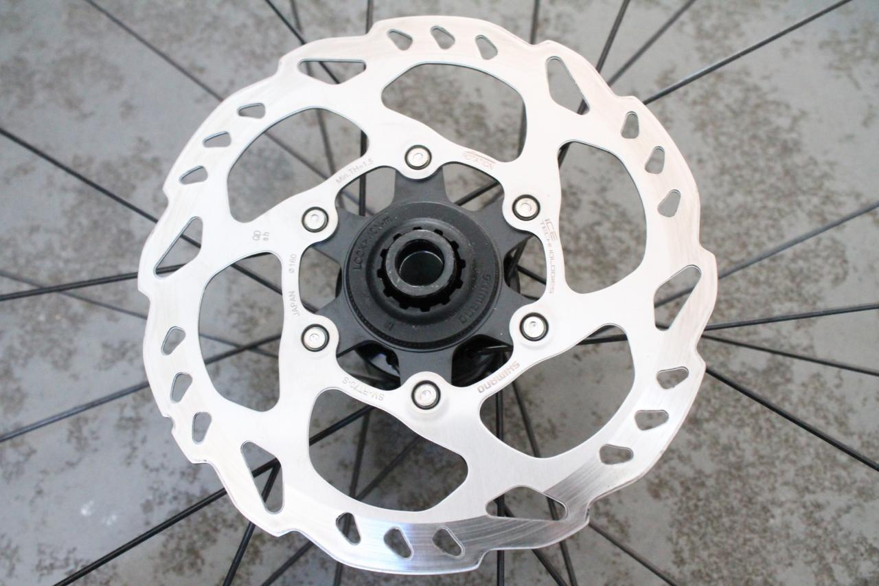 When should I replace my disc brake rotors?