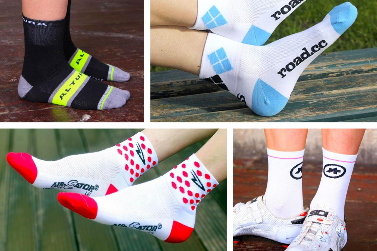 986b677a00a 14 of the best summer cycling socks