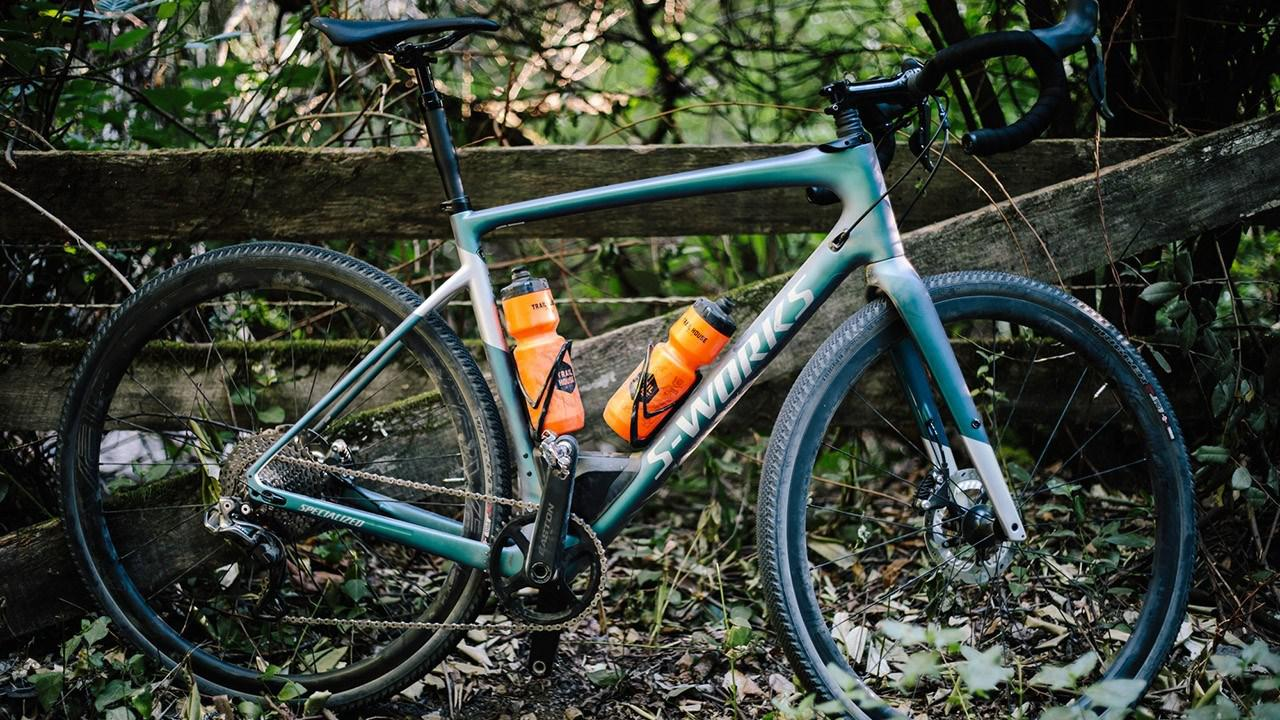 6b1ccb770c9 Specialized Diverge 2018: Future Shock, wider tyres and revised geometry |  road.cc