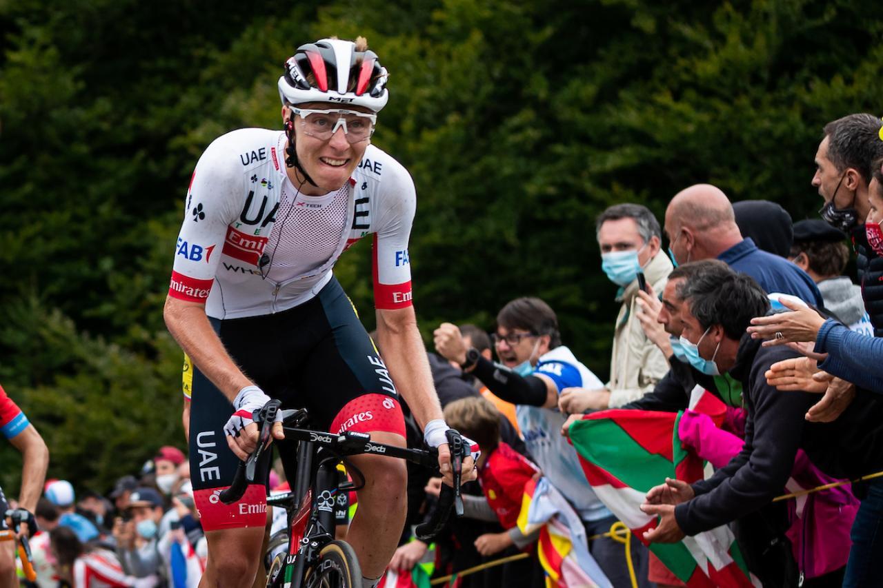 Tour De France Stage 9 Tadej Pogacar Wins Primoz Roglic Takes Yellow Highlights And Reaction Road Cc