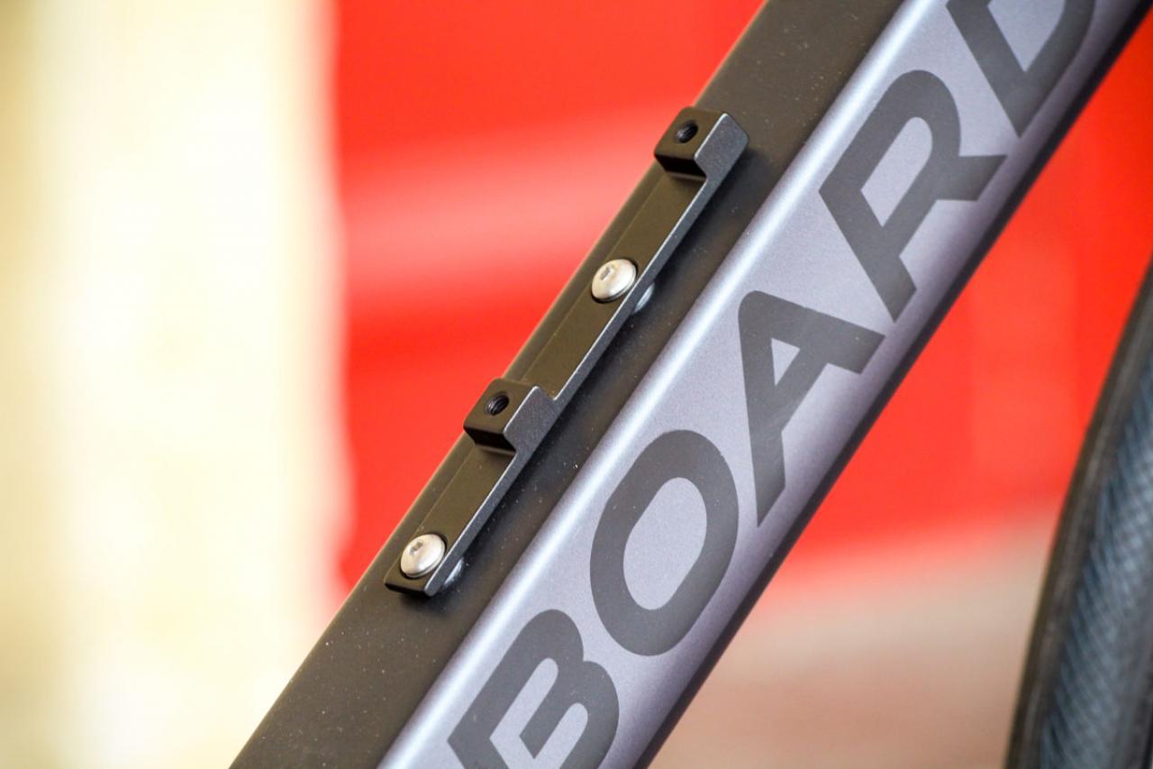 One Size Black Topeak Unisexs Alt-Position Cage