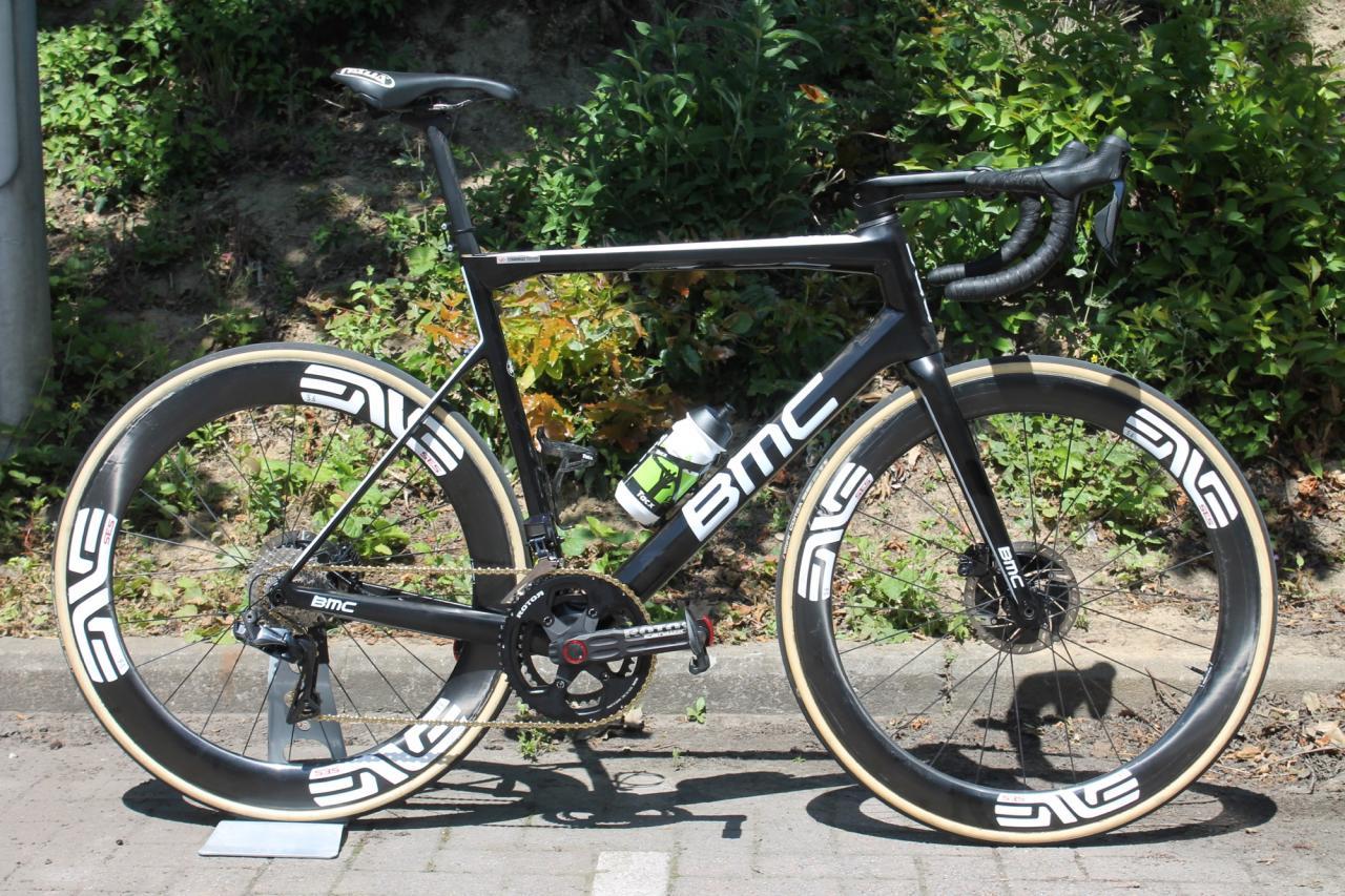 Tour de France pro bikes 2019: Steve Cummings' BMC Teammachine Disc
