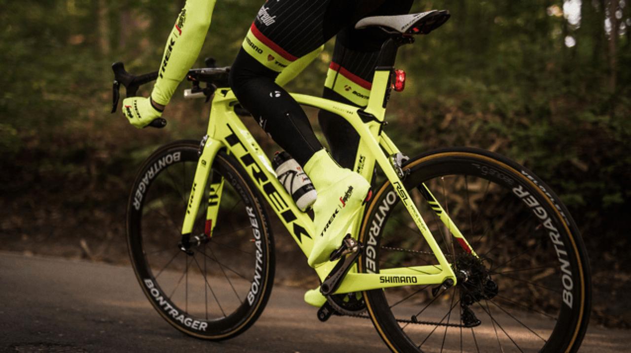 Trek-Segafredo to race in hi-vis to deliver rider safety