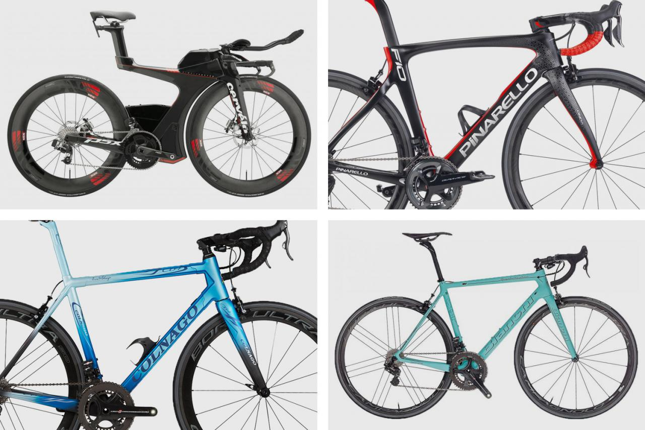 Manufacture ware bicycles