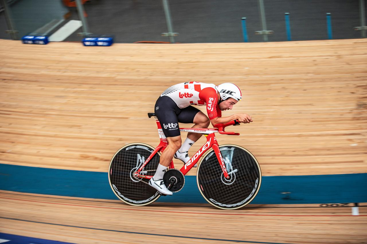 The gear and preparation that propelled Victor Campenaerts to the Hour Record