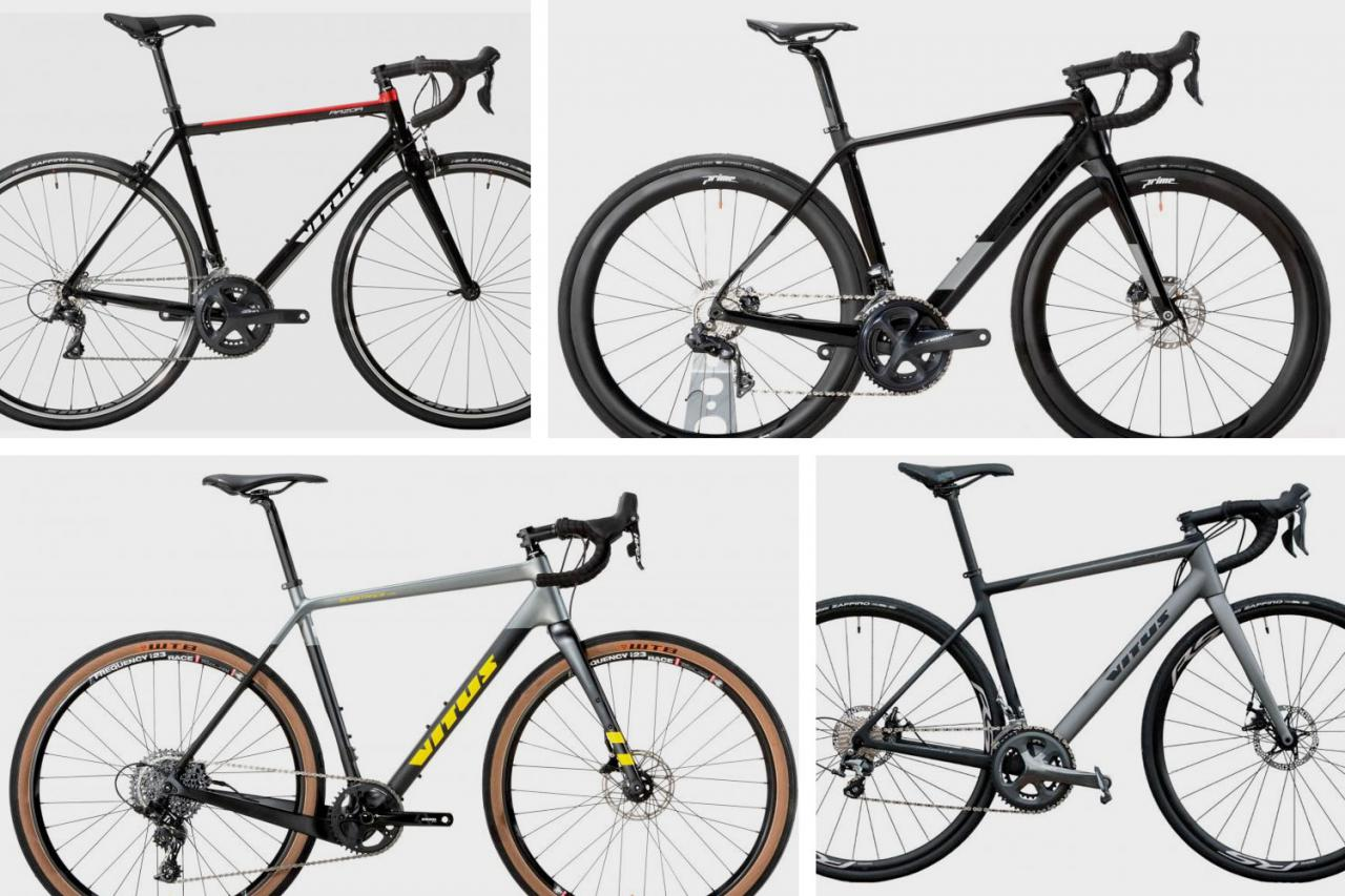 Your complete guide to Vitus' 2019 road bike range