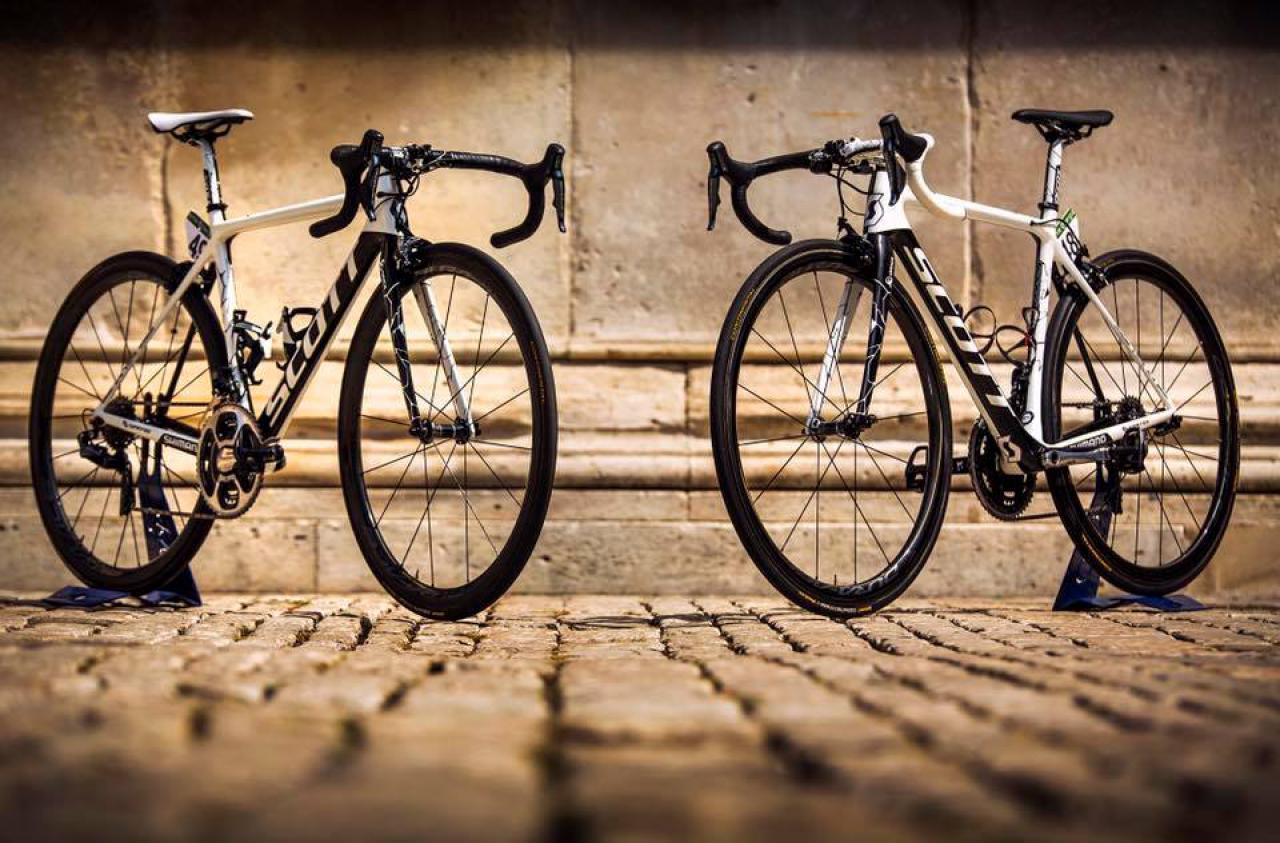 7fb80b890ee Pro Bikes: Simon and Adam Yates get custom Scott Addict race bikes for  Vuelta a Espana