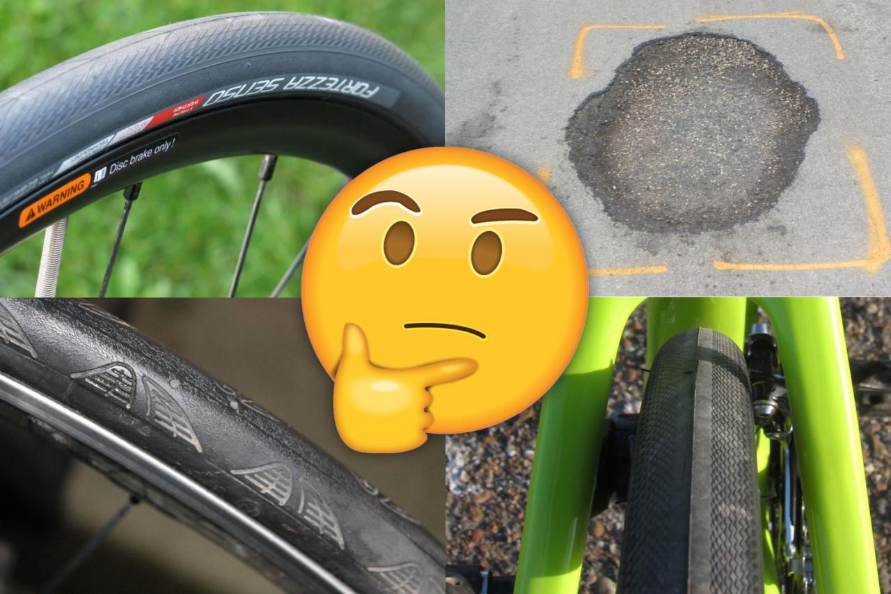 When To Change Your Bike Tyres 7 Warning Signs To Look For Road Cc
