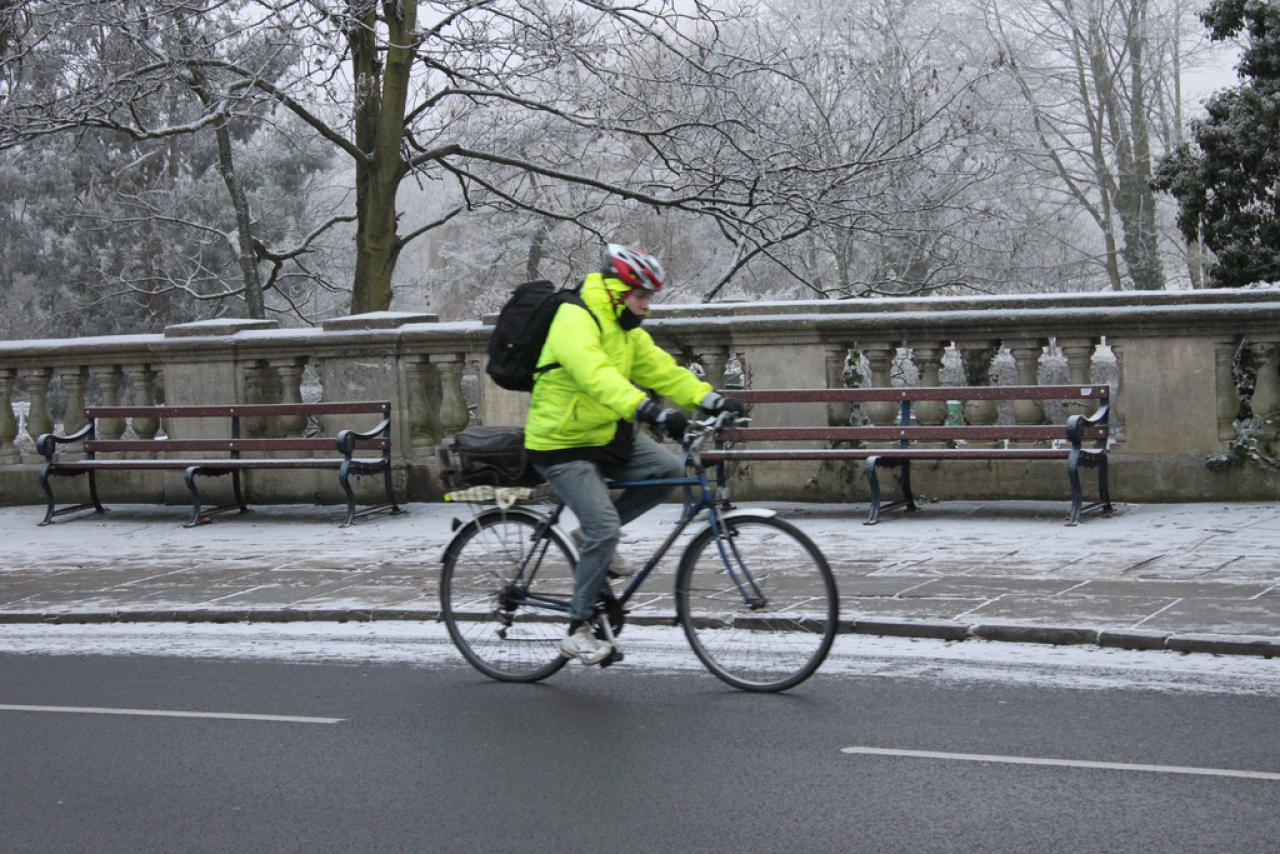 16 winter cycling tips to keep you motivated and battle the winter blahs
