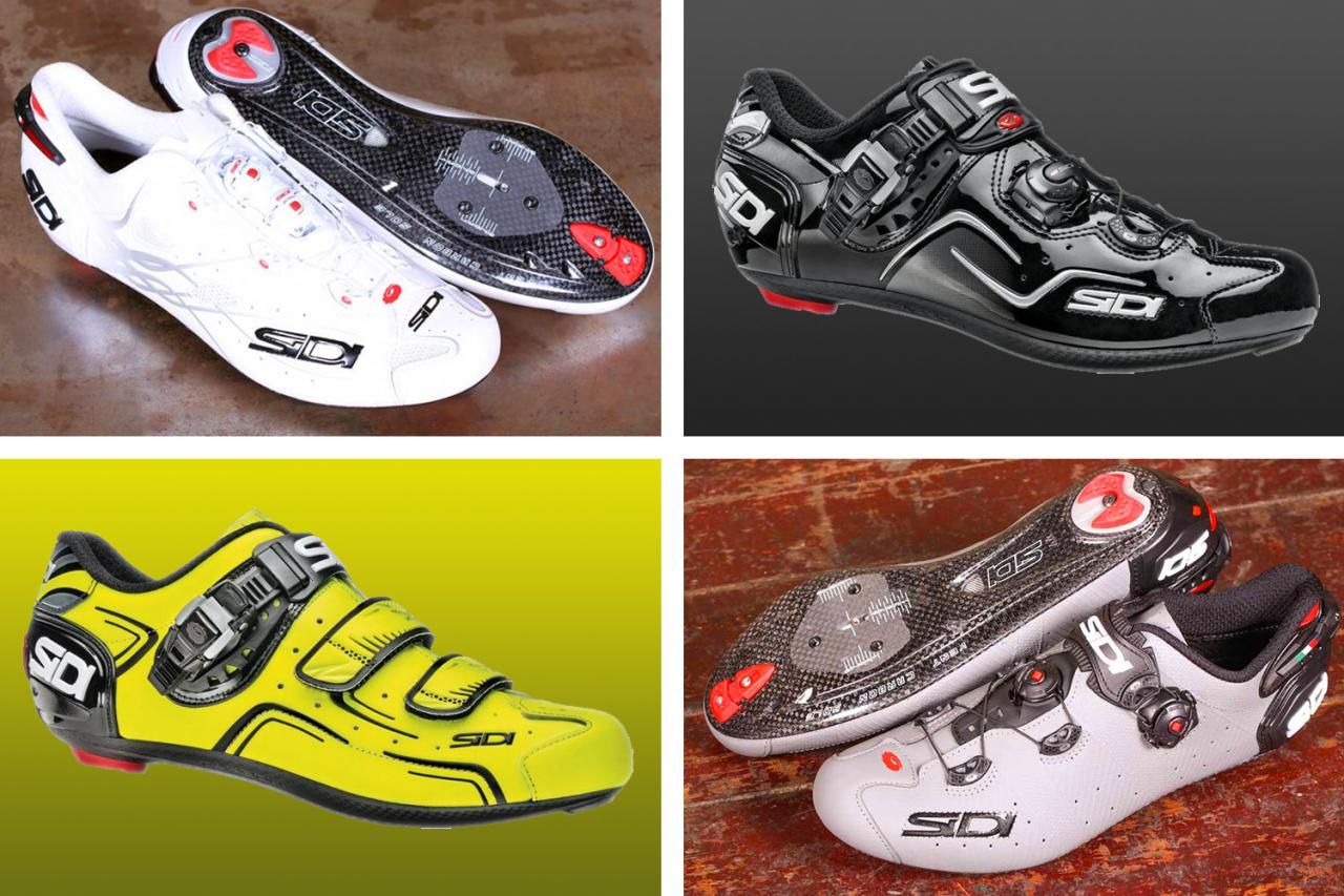 Your guide to Sidi cycling shoes - get