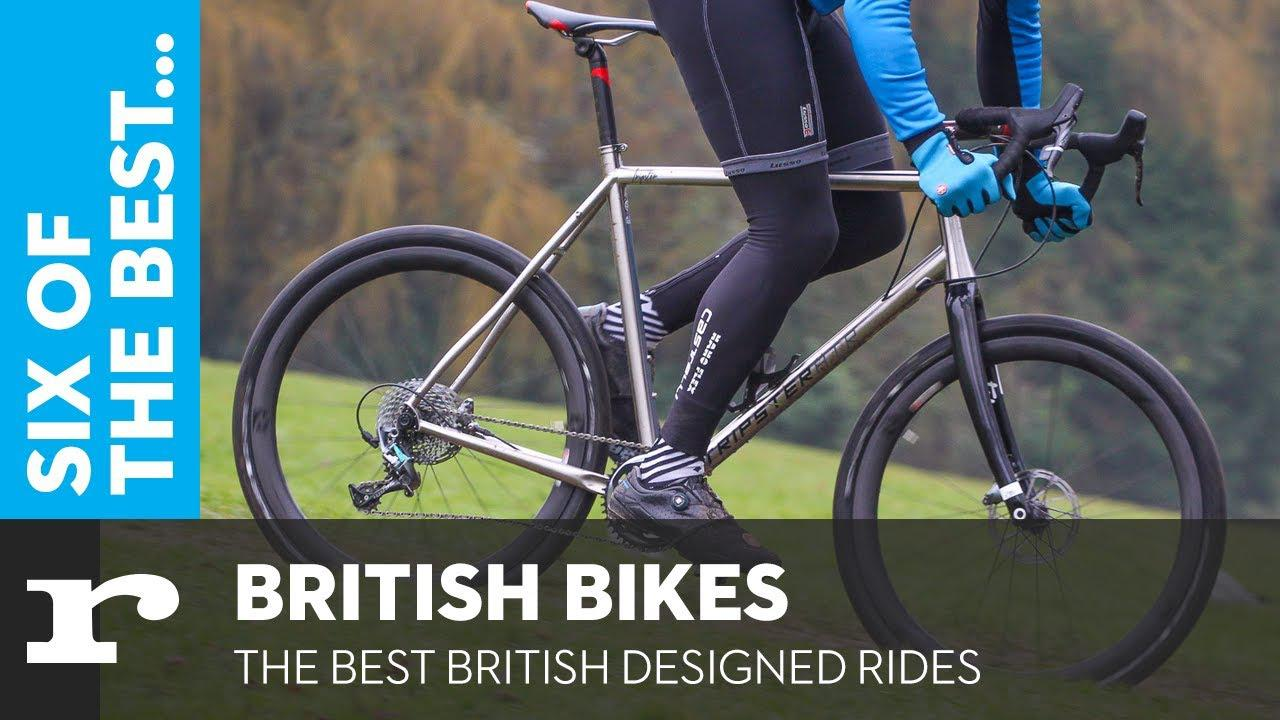 2e34aa00b Video  Six of the best British designed bikes from Mason