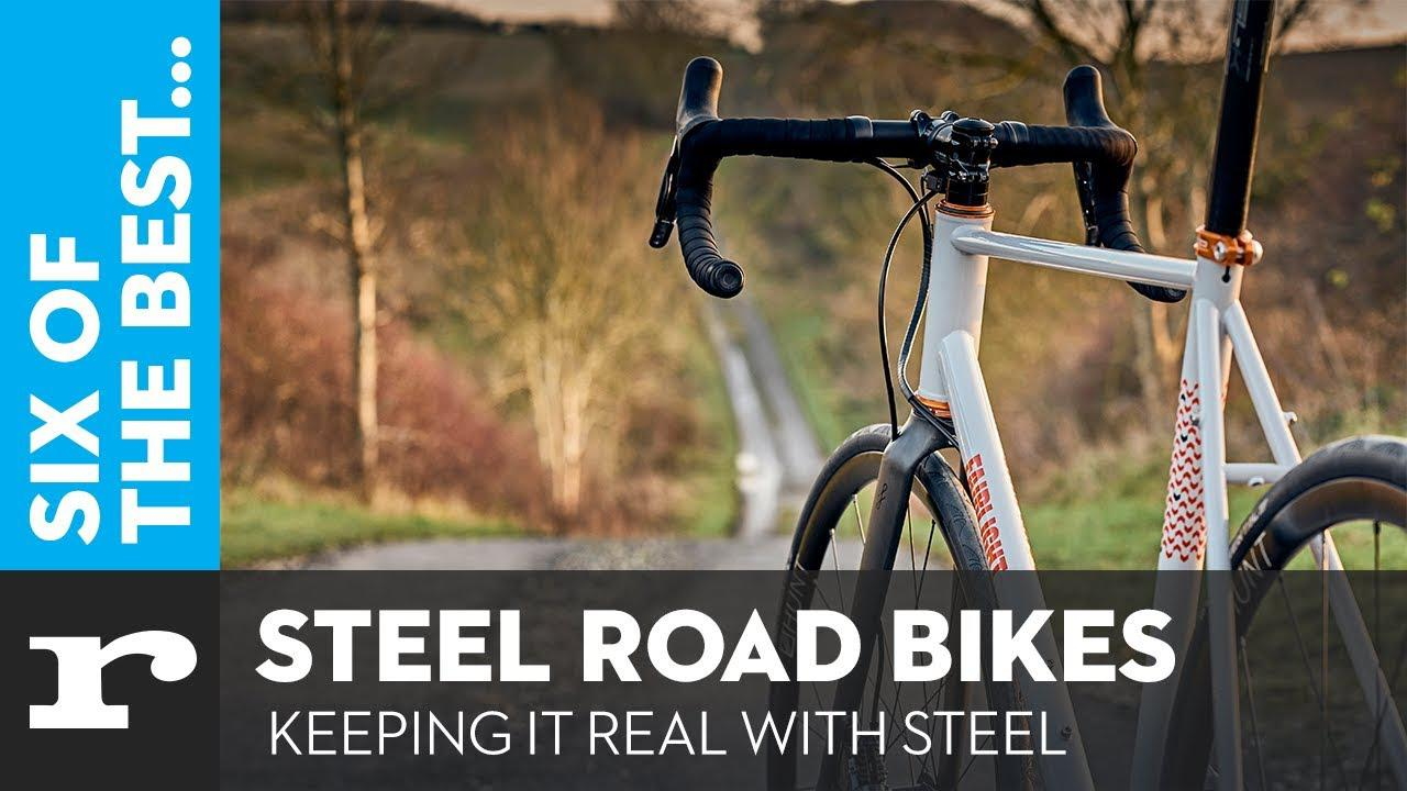 56ddecae5 Video  Six of the best steel road bikes — keeping it real with steel ...