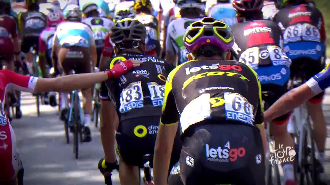 Tour de France Stage 2  Peter Sagan wins stage and takes the yellow jersey  (+ highlights)  8f2467bc1