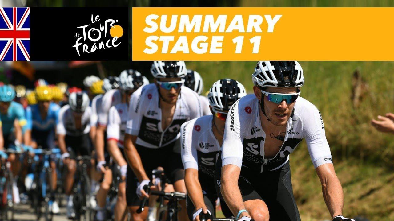 Live blog  Tour de France highlights and reaction 20e491110