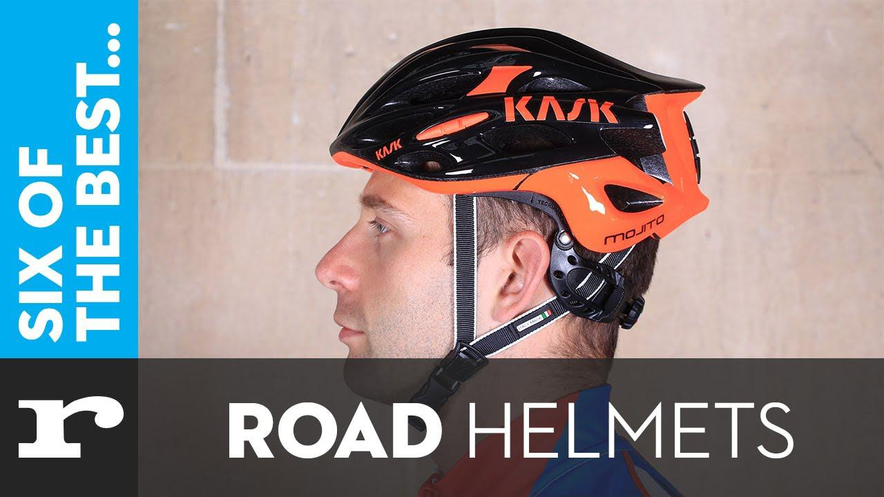 e6d19976cfc Video  Six of the best road helmets from Kask