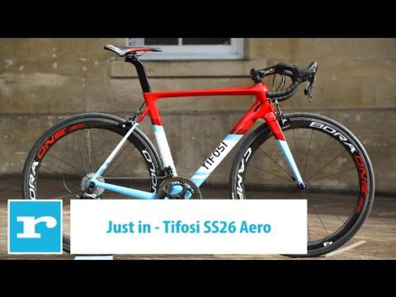 f46a0e81c4 Video Just In  Tifosi SS26 Aero