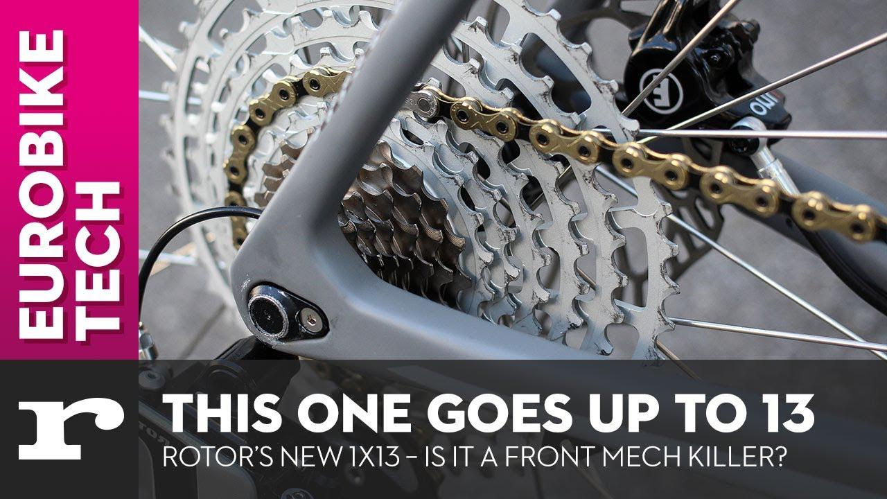 c8851df2a7e Video First Look: Rotor 1x13 – all you need to know about Rotor's latest  hydraulic groupset