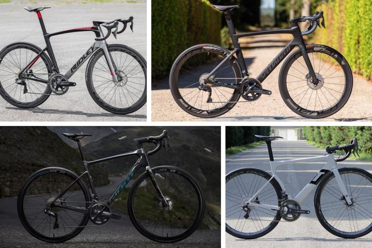 10 of the hottest 2019 road bikes April 2019