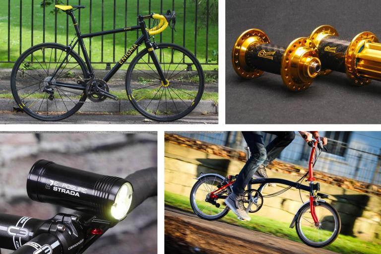 11 great bike brands that are still made in the UK from Hope to Brompton