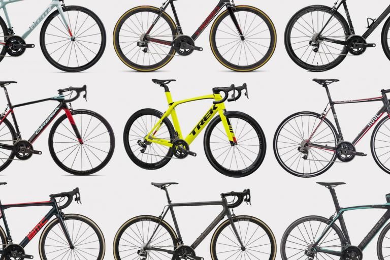 11 SRAM Red eTap road bikes Oct 2018