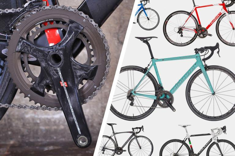12 of the best Campagnolo-equipped road bikes July 2018