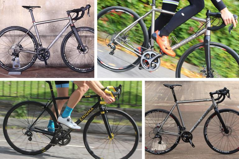 12 of the loveliest titanium road bikes April 2019