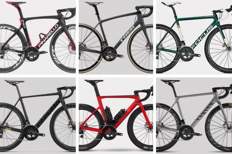 15 of the best 2018 2019 SRAM eTap HRD disc brake road bikes Sept 2018