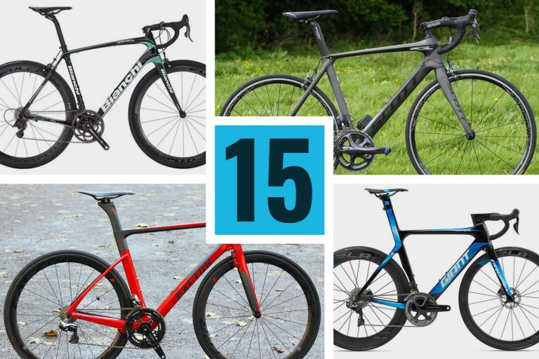 The 15 most innovative road bikes of the past decade Dec 2019 - number