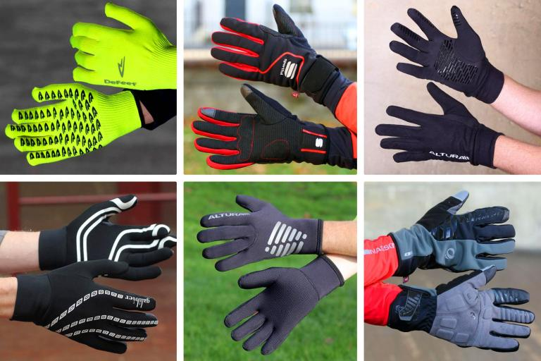 21 of the best cycling winter gloves Sept 2018