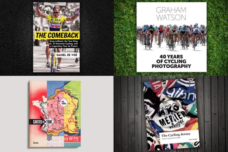 28 of the best cycling books Sept 2018