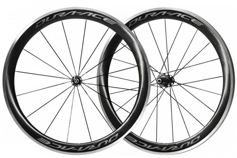 29432_shimano_dura_ace_r9100_c60_carbon_clincher_wheelset_with_gp4000s_ii_tyres_tubes