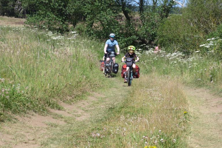 Go East Lothian Bikepacking trail