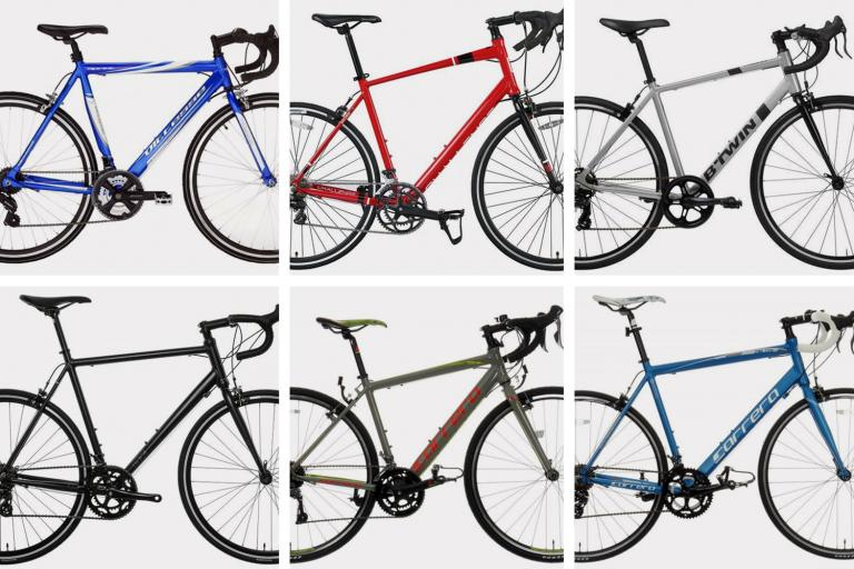 6 of the best road bikes under £300 Sept 2018