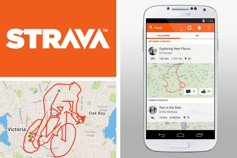 6 reasons to use Strava October 2018