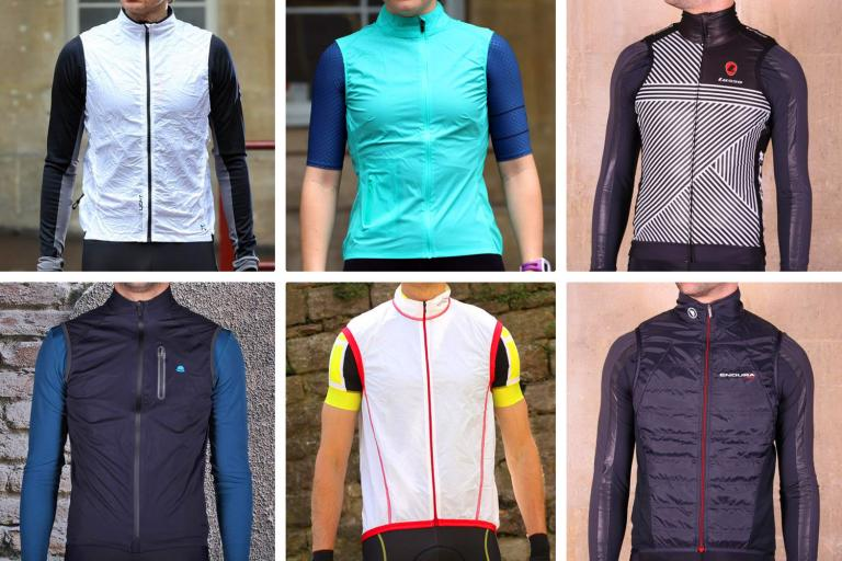 9 of the best cycling gilets August 2018