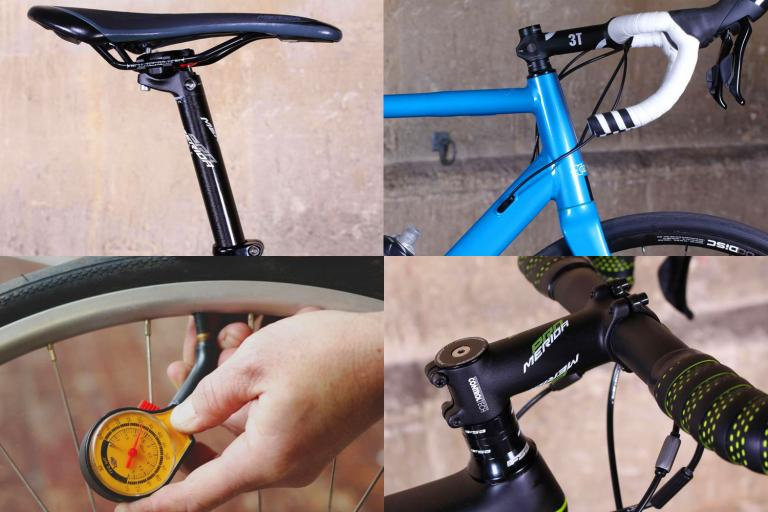 9 top tips for setting up your new road bike August 2018